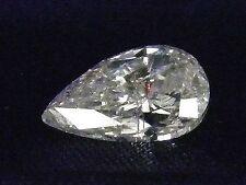Pear I1 Loose Natural Diamonds