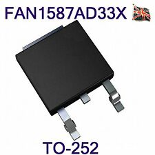 FAN1587AD33X FAN1587AD Ic Regulador Ldo 3 A 3.3 V TO-252 Reino Unido Stock
