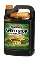 Spectracide Weed Stop for Lawns 1-Gal Weed Killer Plus Crabgrass Control Spray