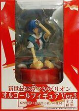 Evangelion music box figure Ver.3 Rei separately Japanese anime figure