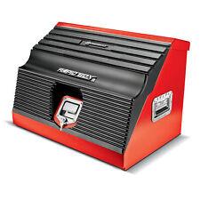 "Powerbuilt 26"" Rapid Box Portable Slant Front Tool Box Red - 642677"