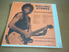 Rolling Stones – Waiting on 50 Million Fans 1981 rare live 2 LPa Not Tmoq SEALED