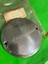 Genuine Kawasaki,OEM,NOS, 14027-006 COVER CONTACT BREAKER , F3 , F4
