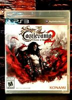 Castlevania: Lords of Shadow 2 - PS3 - Sony PlayStation 3 - Brand NEW - Sealed
