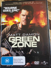Green Zone (DVD, 2010)* USED *