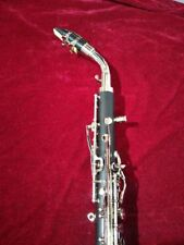 Professional Alto clarinet  Eb material Good material and sound+case
