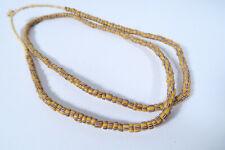 Alte Glasperlen Venedig Murano AP51 Old Venetian Striped Trade Beads Afrozip