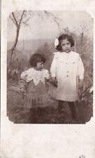 # PONZANO ROMANO: fotocartolina PRIVATA 8 MARZO 1914