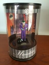 Joker Warner Brothers Batman Animated Miniature Classic Collection