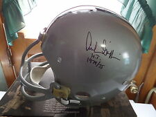 Archie Griffin signed Custom Ohio State full Size helmet. COA, HT 74/75