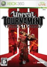 UsedGame Xbox360 Unreal Tournament III [Japan Import] FreeShipping