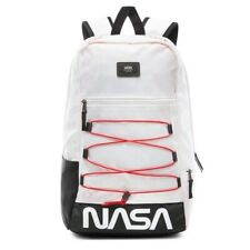 Vans x NASA Snag Plus Backpack Space White Limited Edition Rare New VN0A3HM3XH9