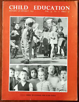 Child Education Autumn 1957, vol.34, No.12 Music In Schools and Some Songs 1957