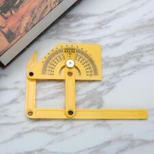 Étalonnage Règle multi-angle flexible 180 ° Finder Protractor outil de mesure