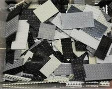 Grundplatte --- Bauplatte Grau//OldGray Lego-- 3030 4 x 10