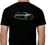 T-shirt for bmw E46 m3 fans csl tshirt unique design + sweatshirt + hoodie