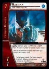 VS System: Batman, The Dark Knight - Foil [Moderately Played] DC Origins TCG CCG