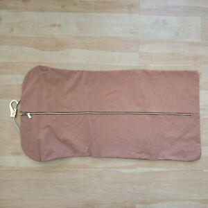LOUIS VUITTON Canvas Fabric Garment Bag NEW + LV Hanger 🔥 free shipping