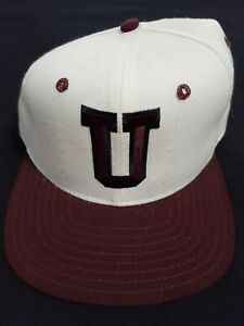 Union College New Era Fitted Hat Size 7 1/8 NOS