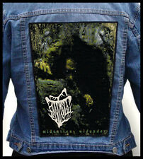 FINNTROLL - Midnattens widunder --- Giant Backpatch Back Patch