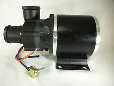 High Temp Brushless Variable Speed DC Water Pump 4.2 AMP 24 VDC 50 LPM HP5000