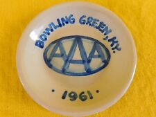 M.A. Hadley 1961 BOWLING GREEN KY AAA ASHTRAY have lots of Hadley items