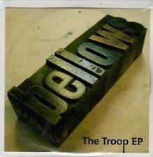 (DC154) Bellows, The Troop EP - 2009 DJ CD