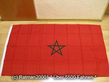 Fahnen Flagge Marocco Marokko - 90 x 150 cm