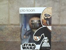 STAR WARS PLO KOON MIGHTY MUGGS COLLECTIBLE FIGURINE