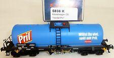 Henkel-Pril Kesselwagen DB Electrotren 5838K H0 1/87 OVP neu #HA2   µ