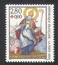 France 1993 Red Cross/Medical/Health/Saint 1v (n31883)