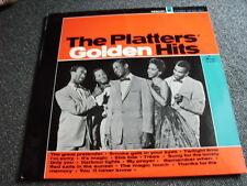 The Platters-Golden Hits LP-Made in Holland