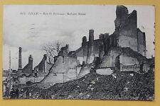 Carte postale ancienne LILLE - Rue de Béthune