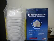 GERSON 2130 N95 Safety RESPIRATOR Masks 10 Boxes of 20 = 200  New! (CDC Approved