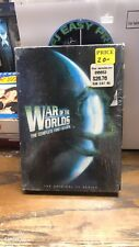 War of the Worlds - The Complete First Season (DVD, 2005, 6-Disc Set)
