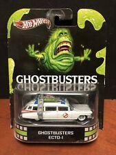 Hot Wheels 2013 Retro Entertainment Ghostbusters Ecto-1 EM2915