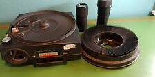 Kodak Carousel 760H Slide Projector and 140 Capacity Slide Tray and two lenses