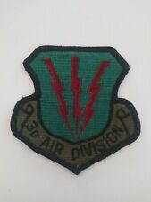 USAF 3d Air Division Patch