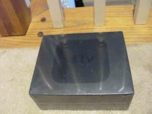 Apple TV A1625 32GB HD Media Streamer Black (MGY52LL/A)Sealed Orig Shrink Wrap