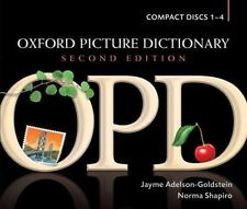 Oxford Picture Dictionary Audio CDs (4): American English Pronunciation of OPD's