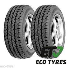 2X Tyres 235 65 R16C 115/113R 8PR GoodYear Marathon C C 72dB