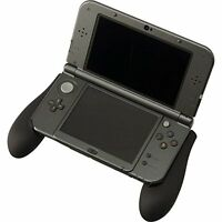 Cyber Grip Rubber Coating Black for NEW Nintendo 3DS LL XL F/S From Japan