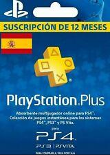 ✅ PS PLUS psn PlayStation 12 meses 1 año (NO ES UN CODIGO) LEER DESCRIPCIÓN ✅