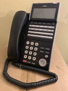 NEC ITL-24D-1(BK)TEL 690004 ILV(XD)Z-Y(BK) DT700 SERIES IP PHONE 90DAY WARRANTY