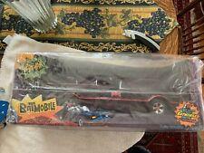 """1966 Batmobile Batman Classic TV Series Mattel. NEW IN BOX!"