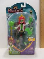 """Nickelodeon Mysticons """"Arkayna"""" Mysticon Dragon Mage Includes Topps Trading Card"""
