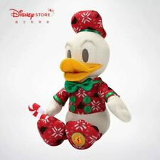 Donald Duck memories december month Plush toy 85th year shanghai disney store