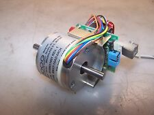 MOOG BRUSHLESS DC ELECTRIC MOTOR TYPE BN17-15AD-04CH