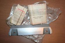 NOS 1983 Honda ATC 185 200 Rear Fender Splash Guard Mounting Plate 80112-958-000