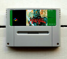 Hagane The Final Conflict SNES pal-módulo